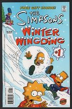 The Simpsons Winter Wingding #1 VF/NM 9.0