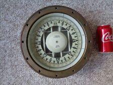 Antique R. S. Ritchie & Sons Boston Negus New York Marine Compass