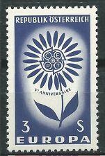AUSTRIA EUROPA cept 1964 Sin Fijasellos MNH