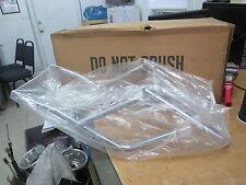 NOS Yamaha Luggage Rack Carrier 1980 XS850 w/ Adj Backrest ACC-11160-20-00
