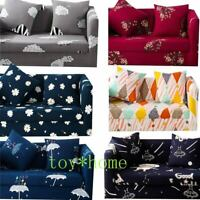 New Arrival Multicolor Sofa Cover Elastic Slipcovers Couch Chair Case Comfort us