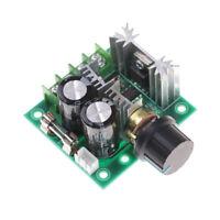 12V-40V 10A Modulator PWM DC Motor Speed Control Switch Controller!oLO