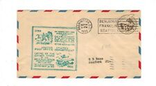FDC   # UC7-1 --  P.O. Rubber stamp cachet -- 1932