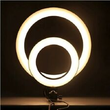 LED self-timer video ring light 20cm dimmable 24W (excluding tripod)
