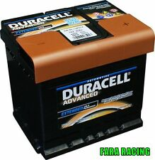BATTERIA AUTO DURACELL ADVANCED DA50 (12V 50AH 450A DX)