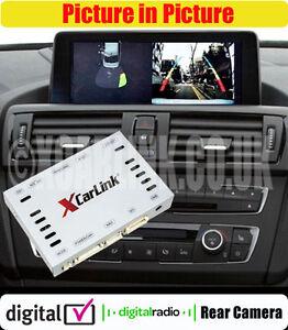 BMW iDrive NBT Multimedia Rear Camera Interface PIP TV F20/F30 & 2014 >