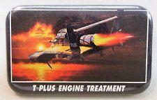 1994 T-PLUS ENGINE TREATMENT pinback button hydroplane z