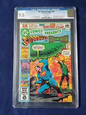 DC Comics Presents 26 CGC 9.6 (1980) W/Pages 1st App of New Teen Titans!