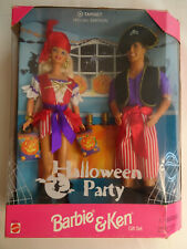 Barbie - Poupée Halloween Party Barbie& Ken Target Special Edition 1998 Mattel