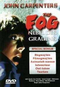 The Fog - Nebel des Grauens [DVD] gebr gut FSK18