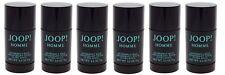 6x 75ml  Joop! Joop Homme  Deo stick / Deostick / Deodorant