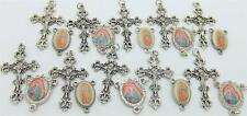 MRT Our Lady Of Guadalupe Lot of 20! Rosary Parts Centerpiece Crucifix Catholic