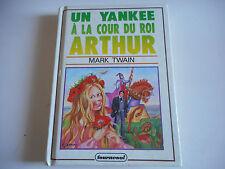 UN YANKEE A LA COUR DU ROI ARTHUR - MARK TWAN - EDITIONS TOURNESOL