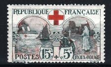 """FRANCE STAMP TIMBRE N° 156 """" CROIX ROUGE INFIRMIERE 15c+5c """" NEUF xx TB  R797"""