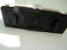 Vw Lupo (1999-2005) Heater controls  1J0 819 045 F