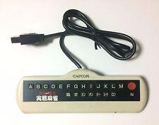 USED Nintendo FC CAPCOM Ide Yousuke Meijin no Jissen Mahjong Controller JAPAN