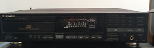 Retro Pioneer Compact Disc Player PD-6300, Great Condition Rare 🎧🎶🎵