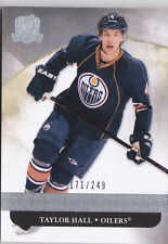 11-12 The Cup Taylor Hall /249 Base Oilers 2011