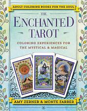 El Tarot encantado: experiencias de Colorear para la mística y mágico por..