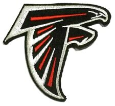 """us seller Atlanta Falcons Logo~Embroidered Iron On Patch 445"""""""
