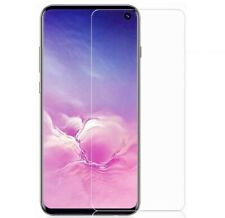 For SAMSUNG GALAXY S10e FULL COVER TEMPERED GLASS SCREEN PROTECTOR GENUINE GUARD