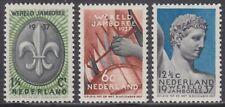 NVPH 293-295 Wereldjamboree 1937 ongebruikt (MH)