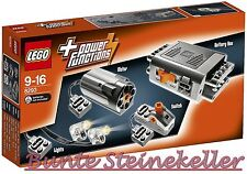 LEGO® Technik 8293 Power Functions Tuning-Set & 0.-€ Versand & OVP & NEU !