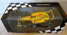 Damon Hill Autographed F1 Formula 1998 Jordan 198 Mugen Honda #9 Minichamps