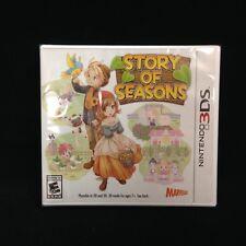 Story of Seasons  (Nintendo 3DS, 2015)  / Brand New / Harvest Moon