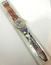 Limited Edition SWATCH Stopwatch. 1932 LOS ANGELES Olympic Games Watch 1996