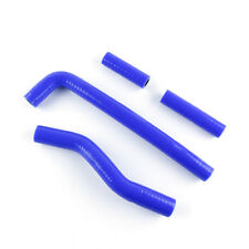 For YAMAHA YZ250F YZF250 2002-2005 Blue Coolant Pipe Silicone Radiator Hose