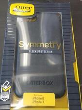 "NEW OEM Original Genuine Otterbox Symmetry Series Case for iPhone 8/7 4.7"" Black"