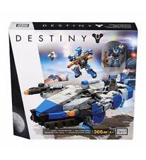 Destiny Mega Bloks Cabal Interceptor 366 Piece Building Block Set