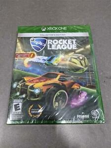 Rocket League: Collector's Edition - Microsoft Xbox ONE [Arcade Sports] NEW