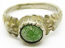A lovely 16th century Silver Renaissance / Tudor Finger Ring c. 1550 - 1600 Sz 8