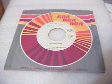 DICKEY LEE 45RPM A WAY TO GO ON and BUSIEST MEMORY IN TOWN (45RPM15-8)