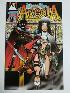 Warrior Nun Areala (1994) #1 - Fine - Manga