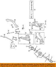TOYOTA OEM 98-07 Land Cruiser Front Suspension-Shock Absorber 4851169585