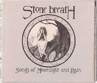 STONE BREATH Songs of Moonlight and Rain CD Psych-Folk