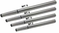 New listing Lathe Alignment Test Bars Mt2 Mt3 Mt4 Mt5 - Alloy Steel New 4 Piece Combo Set