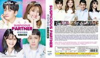Suspicious Partner (Chapter 1 - 40 End) ~ All Region ~ Brand New ~ Korean TV