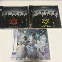 [NEW]ASTRO Venus First Type A B C Set CD DVD photobook Japan Limited Edition