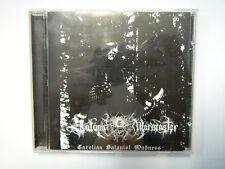 SATANIC WARMASTER – carelian sataniste madness-CD No Colours Records NC 096