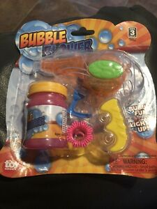 bubble Blower toy, 1.69 oz, 3+ years