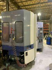 Mori Seiki Sh 50 Cnc Machine