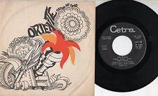 SERGIO ENDRIGO raro disco 45 giri STAMPA ITALIANA Oriente + L'Orlando 1970
