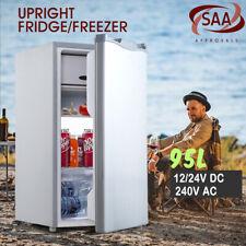Spector 95L Portable Fridge Freezer Cooler Refrigerator Camping Caravan Boat