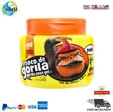 GORILLA SNOT GEL Moco de Gorila Punk Extreme Hold Gel Hair Styling Gel Jar 270g
