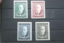 More details for czechoslovakia stamps. 1930 czech set.  superb umm.  scarce.  high c/v.