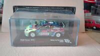 "DIE CAST "" FORD FOCUS WRC RALLYE DE PORTUGAL - 2009 "" SCALA 1/43"